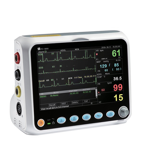 Transport Vital Signs Monitor