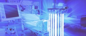 UVC light for disinfection system with ozone system