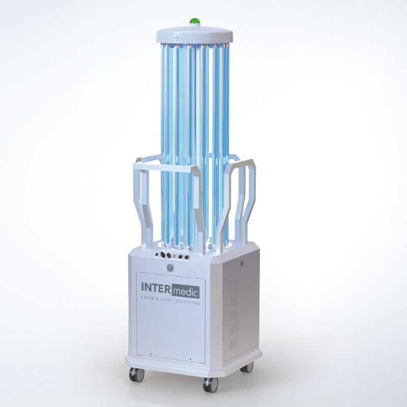 Surface Disinfection machine